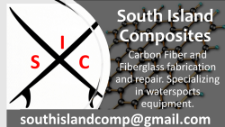 Carbon Fiber and Fiberglass fabrication and repair specializing in watersports equipment